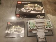Lego Architecture 21017 Imperial Hotel Used Complete With Box And Instruction