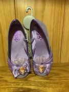 Nwt Disney Store Sofia The First Shoes 13/1 Flats Costume