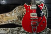 Gretsch G6131my Malcolm Young Electric Guitar Musical Instrument
