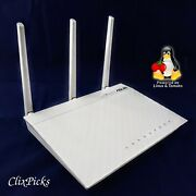 Asus Rt-n66w N900 Dual Band Wireless Gigabit Router Tomato 2021.3 Firmware Nb