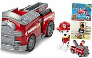 L's Fire Engine Vehicle With Collectible Figure, For Kids Aged 3 And Up Marshal