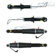 4pc For Cadillac Escalade Yukon 15-19 Front Rear Air Suspension Shock Absorber