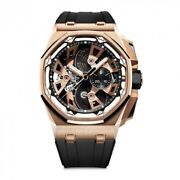 Audemars Piguet Offshore Limited Edition Rose Gold Watch 26421or.oo.a002ca.01