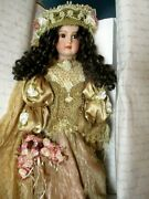 2003 Patricia Loveless Antique Bru Reproduction Musetta Bride 29 Doll 66 Of 200
