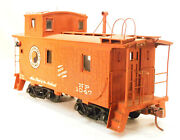 O2r Craftsman Ambriod Northern Pacific 1700 Series Wood Caboose 1047 Built