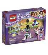 Lego Friends 41128 Retired - Amusement Park Space Ride - New / Sealed Olivia
