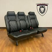 Land Rover Defender 110 2nd Row 60/40 Bench Seat New