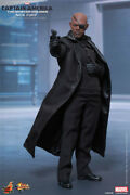 Ht Hottoys Mms315 Nick Fury Action Figure 1/6 Scale Collectibles New