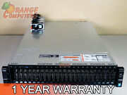 Dell R730xd 16-core Server 2x E5-2640 V3 2.6ghz 64gb 24x 1tb Sas H730p 2.5in Rps