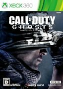 Call Of Duty Ghost Dubbed Version Xbox360