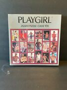 Playgirl 551 Piece Jigsaw Puzzle American Publishing Casse Tete Vintage New