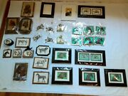Horse And Dog Pictures Wall Design Lot Window Hanging New 32 Pieces