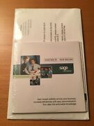 Sage Mas 90 Mas 200 Software With Act Dvd Version 4.3. Shrink Wrapped.