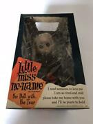 Little Miss No Name The Doll The Tear Hasbro Toy With Box