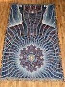 Mystic Eye - Limited Release Art Blanket / Alex Grey / Tool / Brand New Sold Out