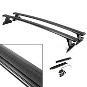 Roof Rack Cross Rail Package 84231368 Fit For Chevrolet Traverse Gm 18-20 Black