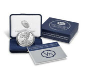 End Of World War Ii 75th Anniversary American Eagle Silver Proof Coinandnbsp Andnbsp- Rare -