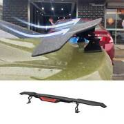 For Ford Mustang 2015-2021 Dry Carbon Fiber Rear Electric Lift Tail Flap 1pcs