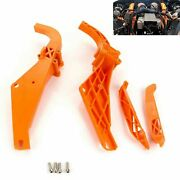 Motorcycle Inner Fairing Batwing Support Speaker Bracket Fit For Harley Touring