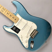 Fender Player Stratocaster Left-handed Tidepool Mx21067503 Electric Guitar