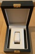 Original Watch Box Of Lange And Sandoumlhne With Leather Sourced For Long 1 Wristwatch