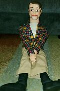 Jimmy Nelson Danny O'day Ventriloquist Dummy Doll