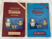 Lot Of 2 Collecting Shawnee Pottery A Pictorial Reference And Price Guide Supnick