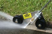 The Surface Edger Pressure Washer Accessory Tool, Made In Usa, Wand Not Included