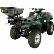 Moose Atv Spreader Dry-material Ice Melt Seed And Fertilizer 4503-0057