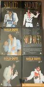 Elvis Sold Out Vol 1 To Vol 6 Deluxe Digipack Sealed 2 Dvd Set 1970-1977 Pyramid