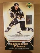 2005/06 Ud Hockey Rookie Class Factory Sealed Box Set Crosby Ovechkin Free Ship