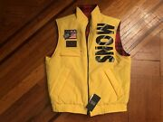 Polo Snow Beach Browns Limited 92 93 Vintage Cold Wave Sz M Rare