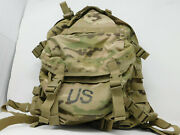 Us Military Molle Ii Assault Pack Multicam With Stiffener 3 Day Bug Out