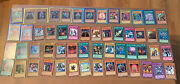 Yu-gi-oh Konami Trading Card Game Lot Collection Over 100 Cards