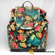 Backpack Christian Louboutin Black X Multicolor 2016 Limited Edition Men