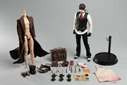 Misty Midnight Jack The Ripper 1/6 Deluxe Action Figure W/ Bonus Rare Ring Toys