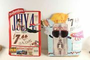 Vintage 1992 Budweiser Olympics And Coors Cardboard Store Display Signs