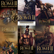 Total War Rome Ii 2 All Expansion Packs Dlcand039s Global Pc Keyand039s Steam