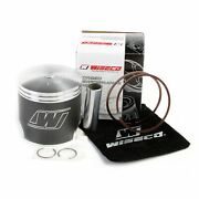 Wiseco 8635p80 Yamaha Xs650 2vp Domed 1974 1981 All Pistons Kit