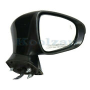 For 13-18 Gs350/gs450h Rear View Mirror Power W/signal And Puddle Lamp Right Side