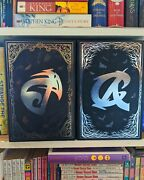 Litjoy Exclusive Chain Of Gold And Chain Of Iron W/slipcase And Signed Bookplates