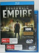 Boardwalk Empire Season 1 And 2 - Blu-ray - Preowned - Tracking D912