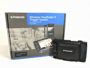 Polaroid Wireless Live-view Viewfinder And Remote Trigger System For Nikon Cameras