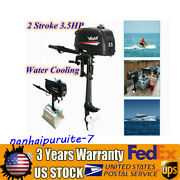3.5hp 2 Stroke Outboard Boat Engine Marine Motor Water Cooling Cdi System Manual