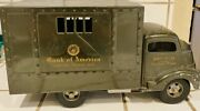 Vintage Original Smith Miller Gmc Bank Of America Private Label Armored Truck