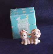 Precious Moments A Tail Of Love-lions-heart-noahand039s Ark-nativity-two By Two