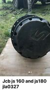 Jcb Js160nl Final Drive With Motor Jla0327 Is Part Number