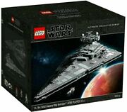 Lego Star Wars 75252 Ucs Imperial Star Destroyerandtrade - New/boxed - B-stock