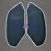 Motorcycle Carbon Fibre Tank Sticker Oil Pad Gas For