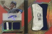 Limited To 1/1 Piece Kenta Maeda Direct Sign Oversized Patch With Holo 2017